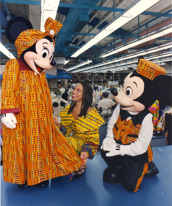 mickey and minnie therez fleetwood 1