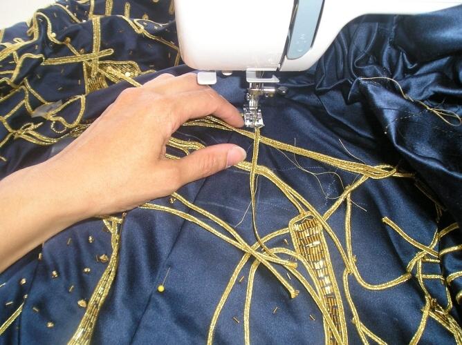 jazz sewing