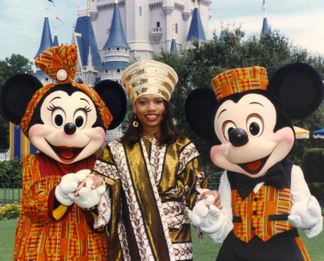 Therez Fleetwood and Walt Disney® World